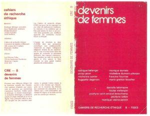thumbnail of DUMAIS Devenirs de femmes Sages-femmes demandées